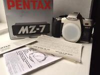 Classic Pentax MZ-7