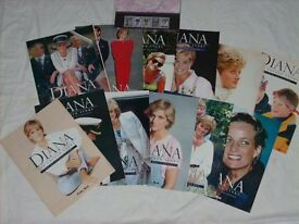 DIANA - THE UNTOLD STORY - Original Daily Mail Publications