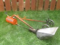 SHEEN X 300 PARAFIN BURNING TOUCH WITH TROLLY £110