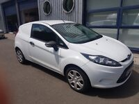 Ford Fiesta Van 2009 with 127,00 Miles. 1.4 Litre TDCI.