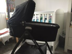Graco Evo Carrycot & Stand