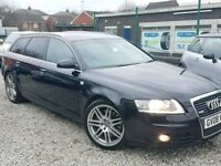 08 REG AUDI A6 2.7 TDI LE MANS FULL HISTORY FULLY LOADED PX WELCOME