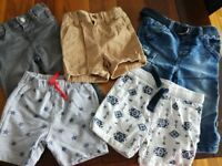 Bundle of baby boy clothes 9-12 months