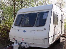 Bailey Ranger Two Berth Touring Caravan