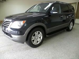 2009 Kia Borrego EX AWD Leather $117 B/W