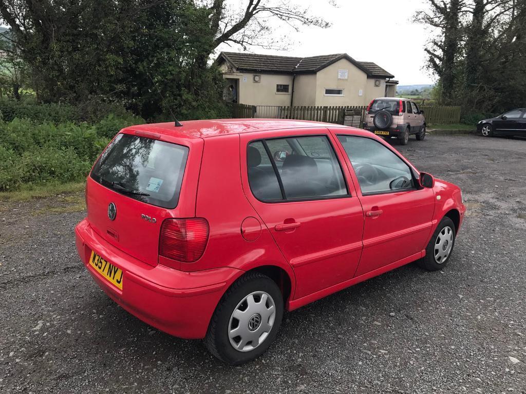 VW Polo 1.4S