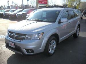 2011 DODGE JOURNEY SXT - ALLOY WHEELS, CD PLAYER, CRUISE CONTROL