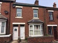 ALBERT STREET, SEAHAM - 2 BED FLAT TO LET - DHSS WELCOME - NO BOND - NO DEPOSIT