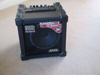Roland Cube 20 XL Bass combo - **Brand New** and unused