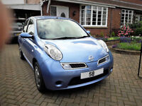 Nissan Micra 1.4 Automatic. Very Low miles, Full service history