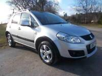 2012 62 SUZUKI SX4 2.0 DDIS SZ5 4X4 5 DOOR HATCHBACK CALL 07791629657