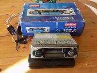 goodmans car radio cassette