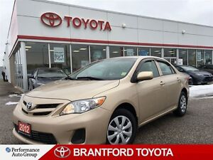 2012 Toyota Corolla CE, Trade in, Safety and E-Tested, Balance o
