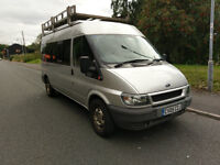 Ford Transit 15 Seat Mini Bus 2005 only 86000 miles