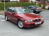 2001 BMW E39 530i SE TOURING 3.0 PETROL 5dr ULEZ/CAZ COMPLIANT