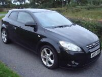 08 Kia Pro Ceed Sport cdti long mot excellent condition