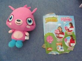 MOSHI MONSTER MOSH N CHAT POPPET