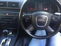 Audi A4 estate 2.0 spairs repairs