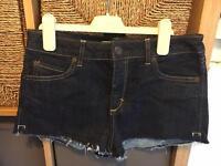 Denim Topshop Shorts