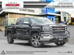 2016 GMC Sierra 1500 22 7-SPOKE ALUMINUM WHEELS! ONSTAR NAVIGATI
