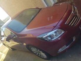 Vauxhall insignia elite 2.0cdti. Spares or repair
