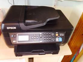 Epson WF 2650 Printer for sal;e.