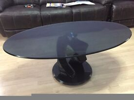 Coffee Table / Glass Coffee Table