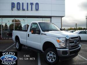 2016 Ford F-250 XLT 4WD