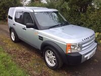 LANDROVER DISCOVERY 3 TDV6 2.7(MANUAL-7 SEATER). EVERYTHING REPLACED..1000'S SPENT!!!