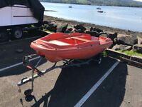 Boat, Trailer, Engine, plus accessories....
