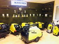 KARCHER HDS 655 HOT COLD PRESSURE WASHER STEAM CLEANER CAR JET TRUCK WASH 745
