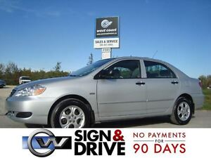 2008 Toyota Corolla CE Limited Ed. *Sunroof*Low Km`s*