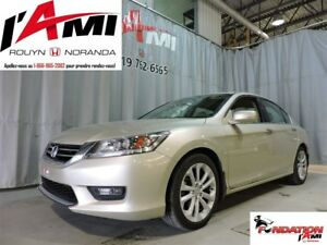 2014 Honda Accord Touring V6 GPS CUIR TOIT OUVRANT