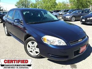 2011 Chevrolet Impala LS ** AUX. INPUT, VERY CLEAN **