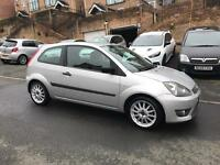 Ford Fiesta ZETEC S, 2006, 1 lady owner, ONLY 47000 miles, NEW MOT £2695 ono