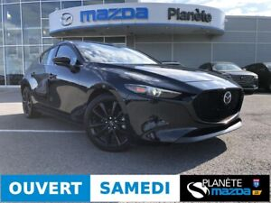 2019 Mazda 3 SPORT GT GROUPE PREMIUM CUIR BOSE APPLE CARPLAY