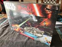 Star Wars risk unopened brand new still string wrapped