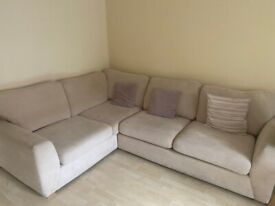 Large corner Sofa/ Sofa bed/ L shape sofa/ 3-4 seats sofa