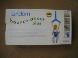 Lindam Baby Bounce About Plus