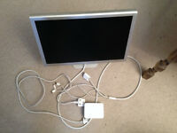 BROKEN - Apple 20'' Display with A1096 PSU - For Sale