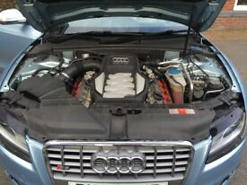 """Audi s5 4.2 v8 Quattro. Quick sale required. Brand new tyres, brakes. 20"""" rs alloys"""