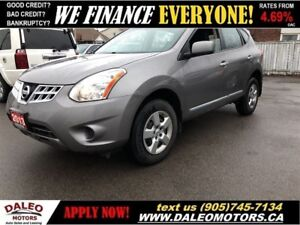 2013 Nissan Rogue SV | WE FINANCE EVERYONE!