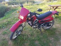Lifan LF200/ Off Road Motocross Bike/ Run very well/For sale or Swap for Scooter 125