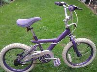 Bratz girls bike