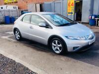 Honda Civic se I v tech 1.8 o6 low mileage cat d mint condition px welcome