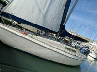 Jeanneau melody sailing boat