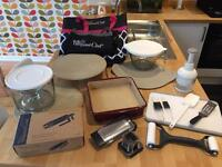 Pampered chef itens