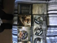 Band of brothers and the Pacific box sets