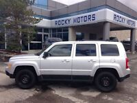 2012 Jeep Patriot $57.57 A WEEK + TAX OAC - BAD CREDIT APPROLVAL