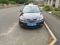 mazda 3 sport 1.6 hatchback ,good condition inside and out mot feb 2017 run daily new car forcessale